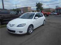 2006 Mazda 3 GT , Automatic ,  safety and e-test included .