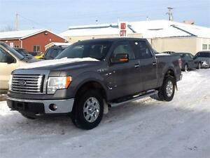 2010 Ford F-150 XLT CREW 4X4 $11995 MIDCITY WHOLESALE