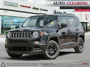 2016 Jeep Renegade Sport/ONLY 5000KM