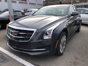 2017 Cadillac ATS 2.0L Turbo Luxury 4dr All-wheel Drive Sedan