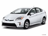 PCO CAR ON HIRE (Toyota Prius From £100p/w Ford Galaxy £120 ) PCO PROFESSIONAL DRIVERS WANTED