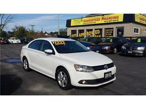 2012 Volkswagen Jetta `VERY CLEAN` BE APPORVED TODAY!!