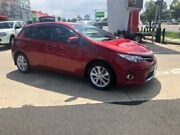 2013 Toyota Corolla ZRE152R Ascent Sport Red 4 Speed Automatic Sedan Hoppers Crossing Wyndham Area Preview