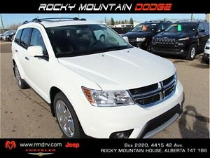 2017 Dodge Journey GT AWD Touchscreen NAV * Heated Leather * Bac