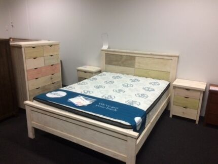 Queen beds from $299 all must clear last weekend