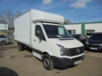 Volkswagen Crafter CR35 2.0 Tdi 136Ps Single Cab LUTON WITH T/LIFT DIESEL (2016)