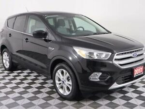 2017 Ford Escape SE w/REARVIEW CAMERA, HEATED SEATS, BLUETOOTH,