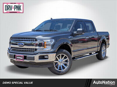 2020 Ford F-150 XLT Rear Wheel Drive 3.5L V6 24V Automatic Level/Wheels/Tires