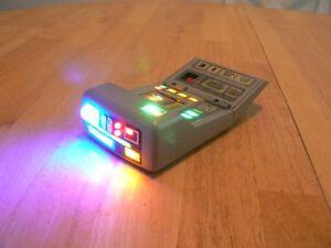 Star Trek Playmates Science Tricorder Upgrade Electronics Kit! + Battery System