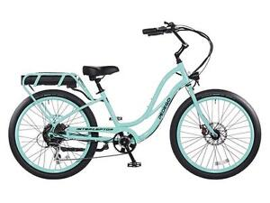 Pedego Interceptor III Step Thru Electric Bike 48V15AH 500w