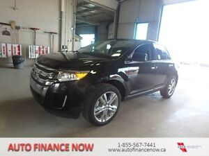 2011 Ford Edge Limited AWD LOADED CHEAP PAYMENTS ALL OPTIONS
