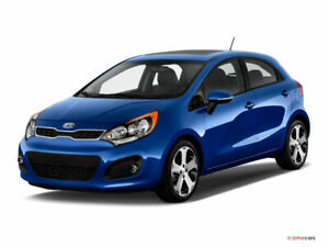 2014 Kia Rio SX (Hatch Back) – LOW KM!