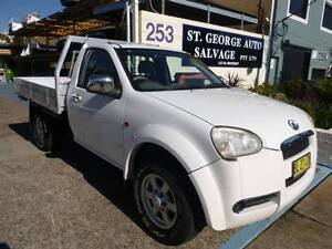 2011 Great Wall V240 Table Top Ute Carlton Kogarah Area Preview