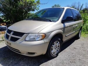 2006 Dodge Caravan AS IS