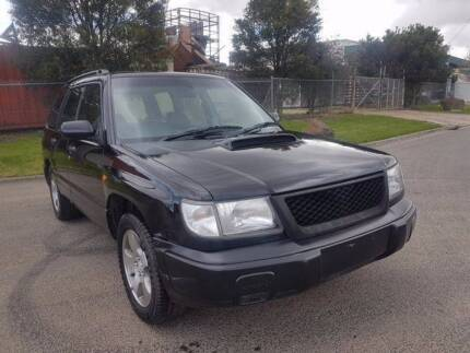1999 Subaru Forester GT Premium - Sold with RWC
