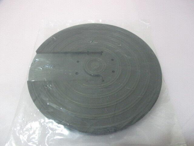 Nanometrics 7300-22965-B.1 Anodized Aluminum Chuck, Full Contract, 270mm 416643