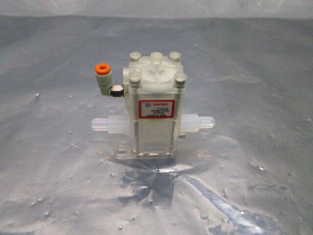 Furon HPVM2-F34NC Pneumatic Actuated 2-Way Valve, 1112132, 101121