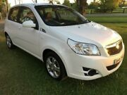 2008 Holden Barina TK MY08 White 5 Speed Manual Hatchback Tuggerah Wyong Area Preview
