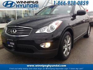 2013 Infiniti EX37 Luxury Leather Sunroof No Accidents