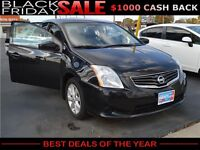 2011 Nissan Sentra 2.0, $39/Week OR $173/Month, ZERO DOWN!