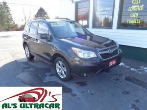 2014 Subaru Forester 2.5i Convenience only $163 bi-weekly!
