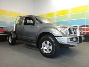 2011 Nissan Navara D40 ST-X (4x4) Graphite Grey 5 Speed Automatic Wangara Wanneroo Area Preview