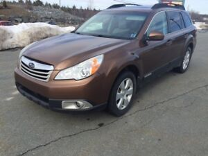 2011 Subaru Outback 3.6 limited SUV, Crossover