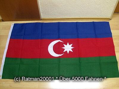 Fahnen Flagge Aserbaidschan - 90 x 150 cm