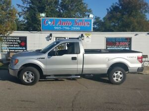 2010 Ford F-150 XLT 4X4 READY FOR WORK