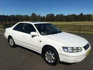 1997 Toyota Vienta MCV20R Grande White 4 Speed Automatic Sedan Revesby Bankstown Area Preview