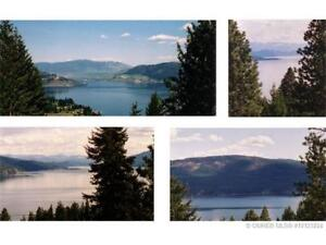 OKANAGAN LAKEVIEW - 3 ACRE PARCEL - SPECTACULAR 220 DEGREE VIEW