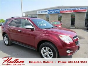 2012 Chevrolet Equinox 2LT, Leather, Sunroof, Back up Camera