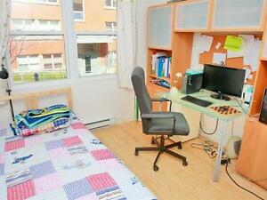 furnished room, All included, in the heart of NDG