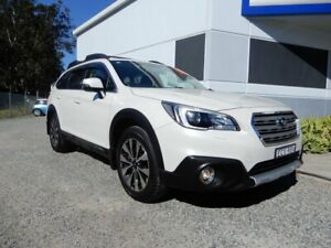 2016 Subaru Outback B6A MY16 2.5i CVT AWD Premium White 6 Speed Constant Variable Wagon Glendale Lake Macquarie Area Preview