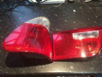 BMW X5 e53 genuine rear lights
