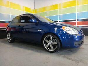 2006 Hyundai Accent MC 1.6 Blue 5 Speed Manual Hatchback Wangara Wanneroo Area Preview