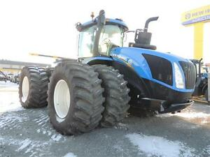 2014 New Holland T9.530 HD - 517 hp, Powershift, GPS, 220hrs