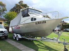Aluminium Boat Repairs & Modifications Newcastle 2300 Newcastle Area Preview