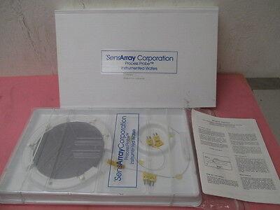 "SensArray 1770A-8-0028 8"" 5 Probe Wafer 150-200 C, Type K Thermocouples 1770"