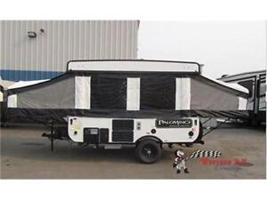 NEW 2015 BASECAMP 10DD TRAVEL TRAILER