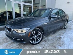 2018 BMW 3 Series 330i xDrive SPORT LINE LEATHER SUNROOF NAV FUN