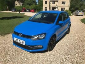 2015 (15) Volkswagen Polo 1.2 TSI SE Automatic 5 door ONLY 20,000 MILES SUPERB