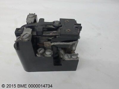 General Electric Cr2790e100a8 10 Amp Relay 24vdc