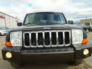 2006 Jeep Commander SPORT LUXURY PKG-LEATHER-SUNROF-8 PASSENGERS