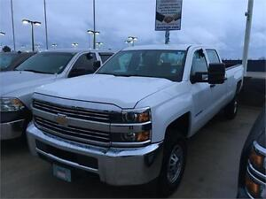 2016 Chevrolet Silverado 2500 HD 4x4 CREW CAB LONG BOX gas like