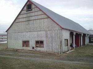 démontage et démolition de grange gratuite!! West Island Greater Montréal image 10