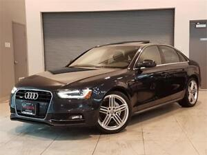 2015 Audi A4 PROGRESSIV PLUS S LINE-NAVIGATION-CAMERA-LOADED
