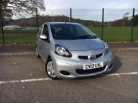 TOYOTA AYGO 1.0 ICE 2012 *ONLY 39K MILES, IMMACULATE CAR, FULL S/HISTORY*