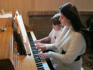 ***  Classical Guitar and Piano Lessons 514-781-4338*** West Island Greater Montréal image 6