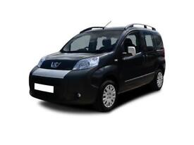 2012 PEUGEOT BIPPER TEPEE 1.3 HDi 75 Outdoor 5dr [non Start Stop]